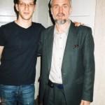 С Алексеем Кравцовым