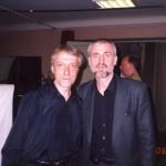 С Женей Рябым