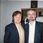 С Игорем Бутманом.