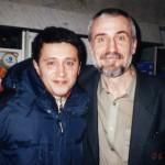 С Леней Гусевым