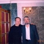 С Олегом Бутманом.