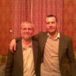 С Сашей Зингером