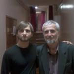 С Тимуром Некрасовым