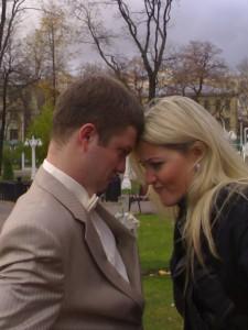 Антон и Ольга.