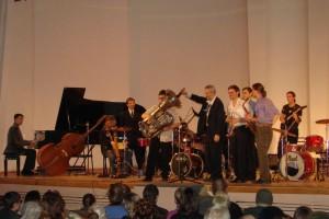 Джаз.импровизации 2.04.2009г.